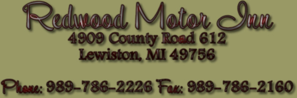 Contact the Redwood Motor Inn today!